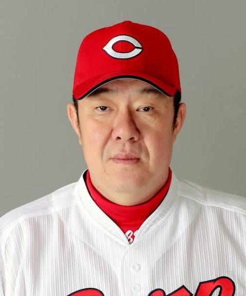 【速報】松山竜平さん、前代未聞の規定3割でWARワーストへ
