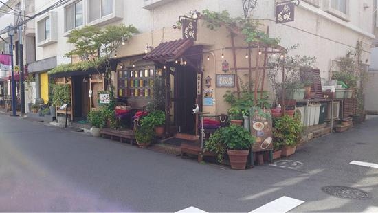 カフェ香咲