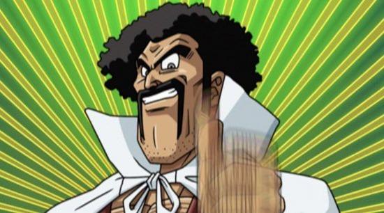 ミスターサタンって刃牙で言ったらどれくらいの強さなの?