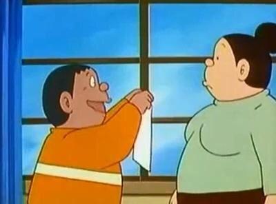 【ドラえもん】ジャイアンの母「こら、ジャイアン!店番はどうしたんだい!!💢」←息子に仕事させんなよwww