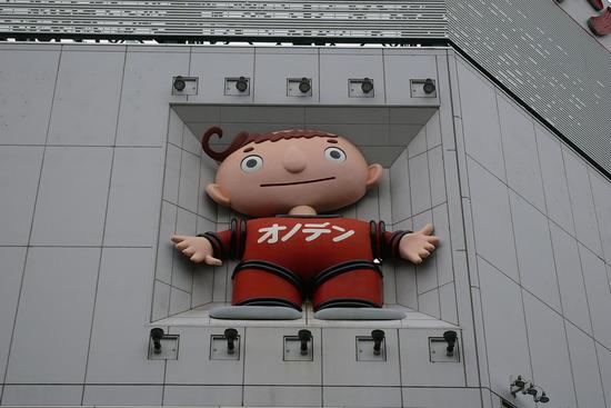 【画像】秋葉原に大型バスケットコートがあったのを覚えてる人いる?