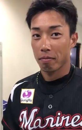 動画 ロッテ加藤翔平って本田圭佑とCOWCOWを足して割ったような顔だよな