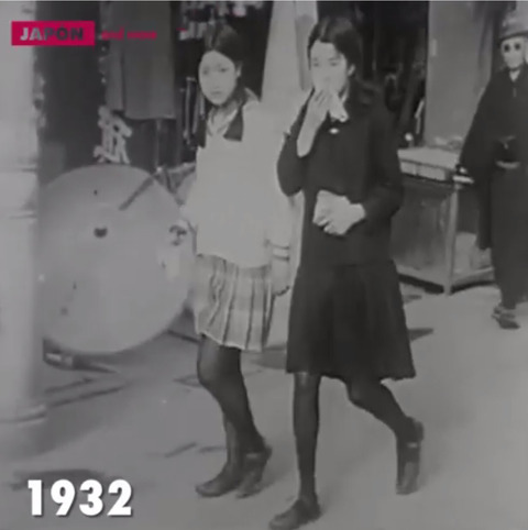 1932年(昭和7年)のJK
