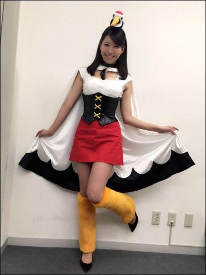 「最高の着衣巨乳」セクシー気象予報士・穂川果音