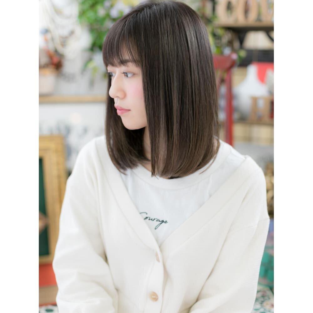 【画像】女だけど、男VIPPERは結婚するならこういう髪型の女がいいと思うよ!