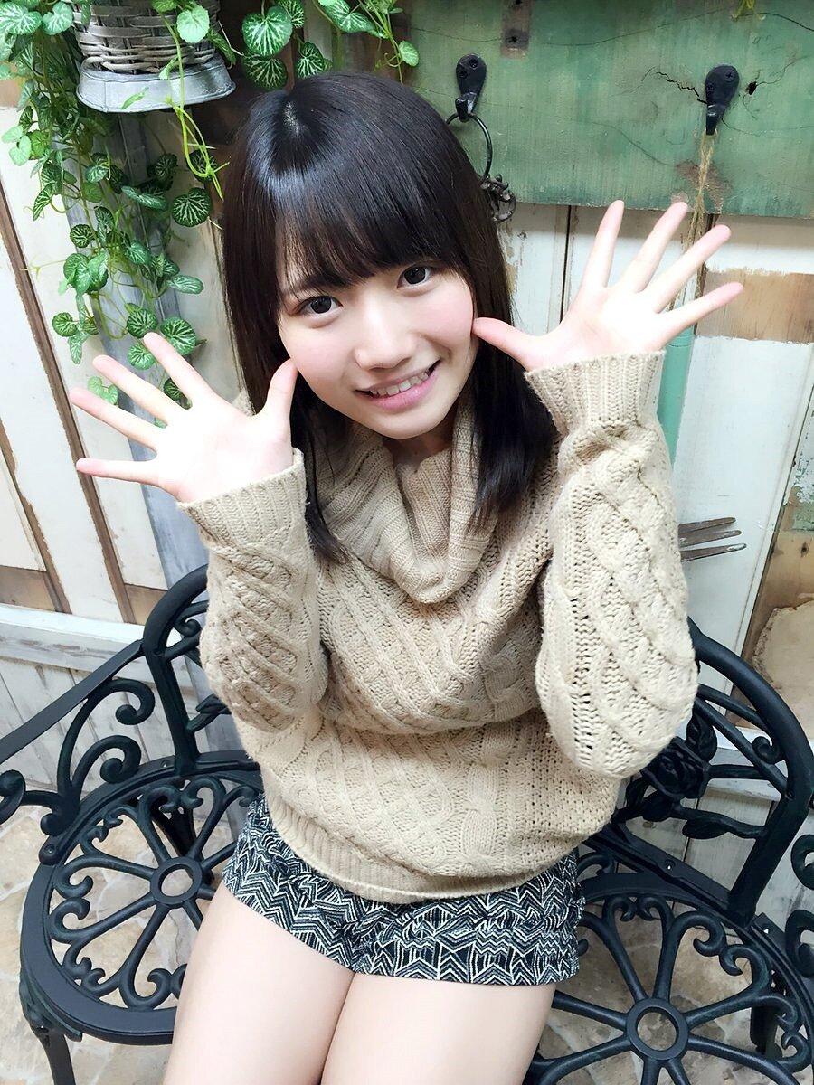 【画像】AKB48の新センター女の子、ちょっといくら何でもかわいすぎるwwww