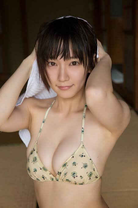 【GIFあり】吉岡里帆のおっぱいは何故こんなにも性欲を掻き立てるのか