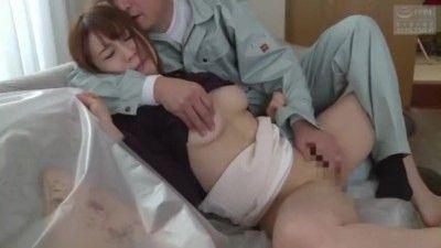 熟女 〉 本田莉子 「こんなヤラしい尻して…アイツが羨ましいよ…」夫がクビにした元上司に逆恨みされザーメン中出しNTRセックスを強要される巨乳奥様 人妻アダルト動画