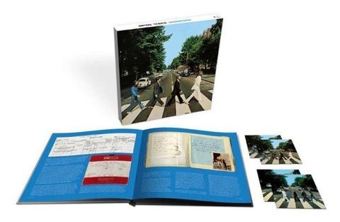 ビートルズ『アビイ・ロード』50周年記念盤 9・27全世界同時発売決定