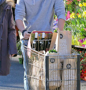 wine carry