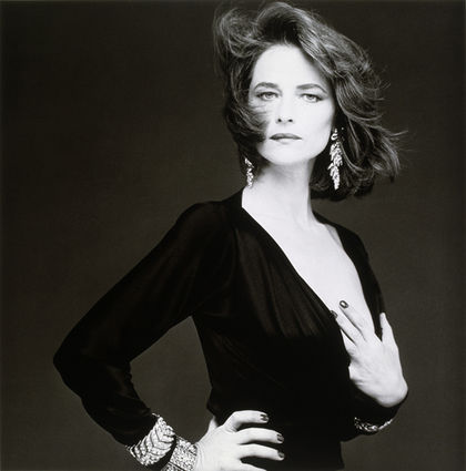 Charlotte Rampling, Paris, 1985 c Bettina Rheims-thumb