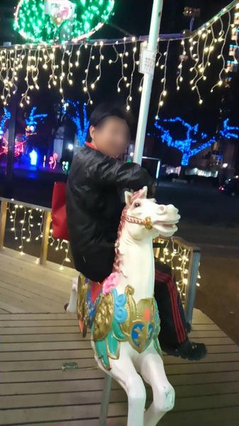 ★ 白馬のおおじぃ様 ☆