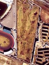 1979(昭和54)年:船橋市浜町・ららぽーと・ゴルフ場(国土画像情報(カラー空中写真)国土交通省)