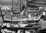 1963(昭和38)年9月:船橋ヘルスセンター・海賊船