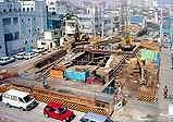 1987年:船橋市・海老川改良工事-DSC08617