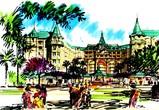2008年開業:東京ディズニーリゾート・ディズニーホテル
