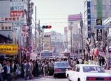 1980年:船橋市本町・駅前通り・パオンドマルホン・大丸百貨店-DSC08484