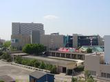船橋ビビットスクエア 2004-06-16 船橋競馬場から全体