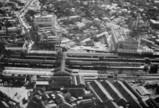1965(昭和40)年ごろ:船橋駅周辺・昭和産業・西武(北から南へ2)