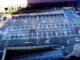 20041230-0825-船橋市浜町2・ららぽーと・凍った駐車場-DSC03141
