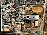 1974(昭和49)年:千葉県船橋市浜町・船橋ヘルスセンター・山一證券(国土画像情報(カラー空中写真)国土交通省)