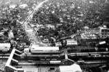 1951(昭和26)年ごろ:船橋駅前南口