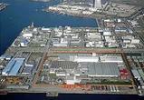 サッポロビール千葉工場航空写真