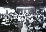 1955(昭和30)年:船橋浜町・船橋ヘルスセンター・舞台付大広間