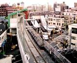 京成本線・京成船橋駅・京成高架化施設-20041106-DSC00543