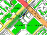 新浦安駅前複合施設整備運営事業地図