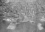 戦前:海老川河口と船橋漁港(湊町)