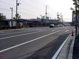 20041107-船橋市浜町2・船橋ビビットスクエア・船橋競馬場前道路の車線変更工事-DSC00714