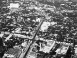 1958(昭和33)年:船橋市本町・駅前通り・昭和産業・船橋工場