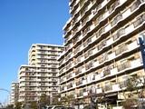 習志野市谷津3・谷津パークタウン・都市機構賃貸住宅-20050122-1530-DSC04500