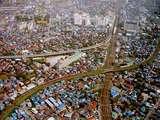 1984年:船橋市・国鉄船橋駅周辺航空写真-DSC08489