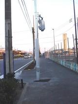 20050205-船橋市浜町2・ザウス跡地再開発・新しい信号機-1656-DSC05248