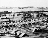 1960(昭和35)年ごろ:船橋漁港