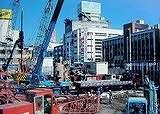1994年:船橋市本町・スクエア21・再開発建設工事-DSC08601