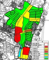 船橋日大前駅東地区地区計画