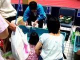 20050731-船橋市浜町2・ららぽーと・金魚すくい-1404-DSC03562