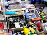 20050529-習志野市芝園1・日産カレスト幕張・カレストホール前ひろば・フリーマーケット-1022-DSC02092