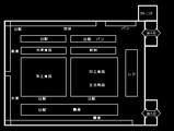 東武ストア船橋南本町店・売場レイアウト