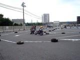 20050828-船橋オートレース場・バイク走行練習-1024-DSCF0705