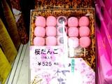 20050316-JR東京駅・お土産・桜だんご-2212-DSC06825