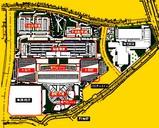 川崎市・LAZONA(ラゾーナ)・開発地図