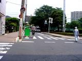 20050619-船橋市本町7・宅急便の配達・ヤマト運輸・くろねこ-0952-DSC01001