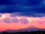 20050104-1647-船橋市浜町2・富士山-DSC03661