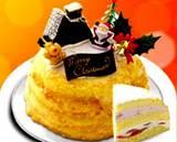 2005-ドトール製・クリスマスケーキ・いちごのプルミエール