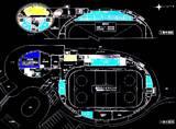 20051005-アクアリンクちば・千葉アイススケート場・平面図