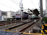 20050522-船橋市宮本4・京成船橋競馬場駅近くの踏み切り-1536-DSC01927